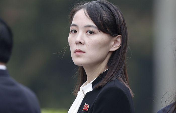 """Сестра Ким Чен Ына назвала """"ошибочными"""" ожидания США относительно КНДР"""