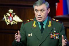 Начальник Генштаба РФ заявил о праве Москвы на ответ ядерным оружием