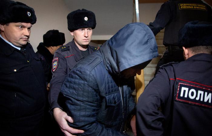 Экс-полицейские в Уфе вновь получили до 7 лет колонии за изнасилование коллеги