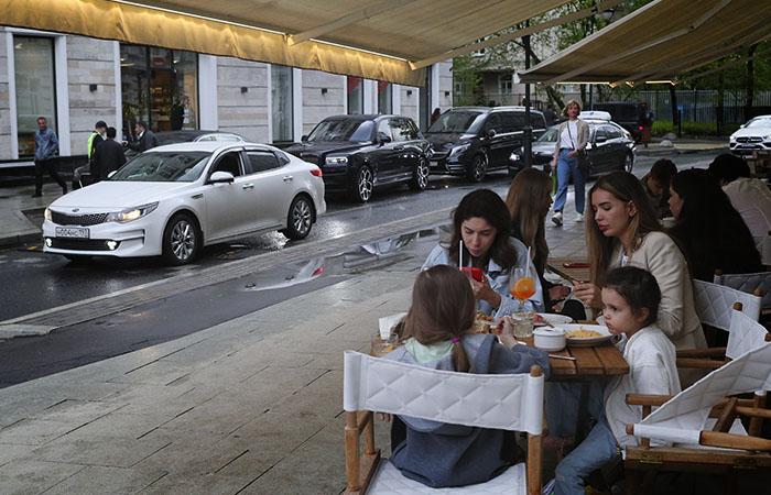 Дети смогут посещать кафе и рестораны в Москве без QR-кода
