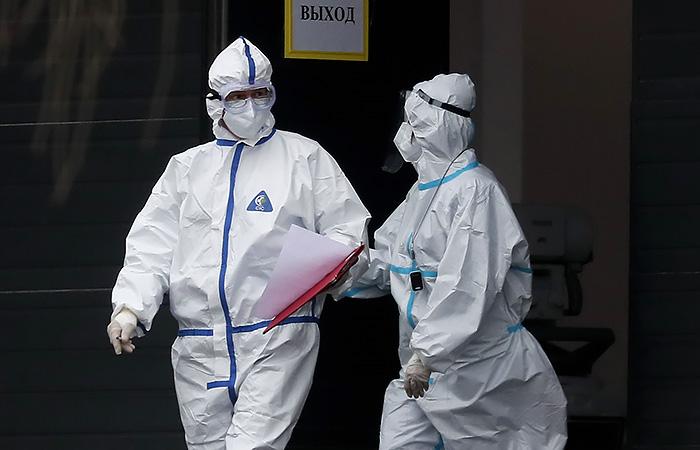 В РФ за сутки впервые с января выявлено более 20 тыс. случаев COVID-19