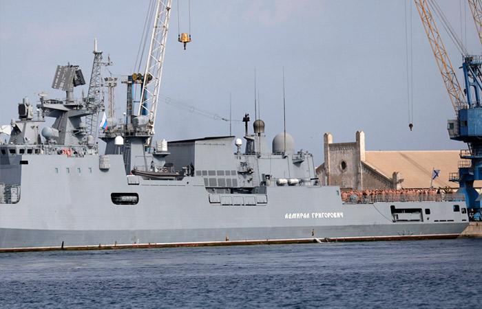 Россия начала процесс ратификации соглашения о базе ВМФ в Судане