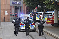 Три человека погибли и шестеро пострадали в Германии из-за нападения неизвестного