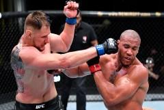 Волков проиграл Гану на турнире  UFC в Лас-Вегасе