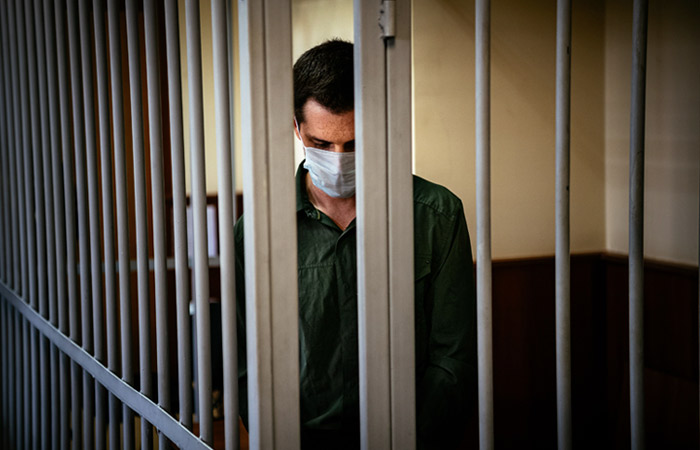 Мосгорсуд оставил в силе приговор американскому студенту Риду