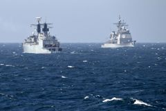 НАТО не намерено уходить из Черного моря