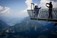 Австрия разрешила въезд туристам из России с условием карантина