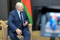 Лукашенко обвинил террористов в попытке подорвать узел связи ВМФ России