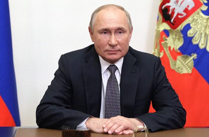 Путин утвердил Стратегию национальной безопасности РФ