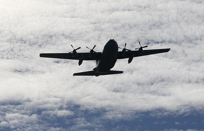 Военный самолет с 85 людьми на борту разбился на Филиппинах