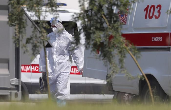 В России за сутки выявлено более 25,1 тыс. новых случаев коронавируса