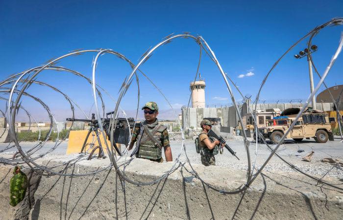Военные США без предупреждения покинули авиабазу Баграм в Афганистане
