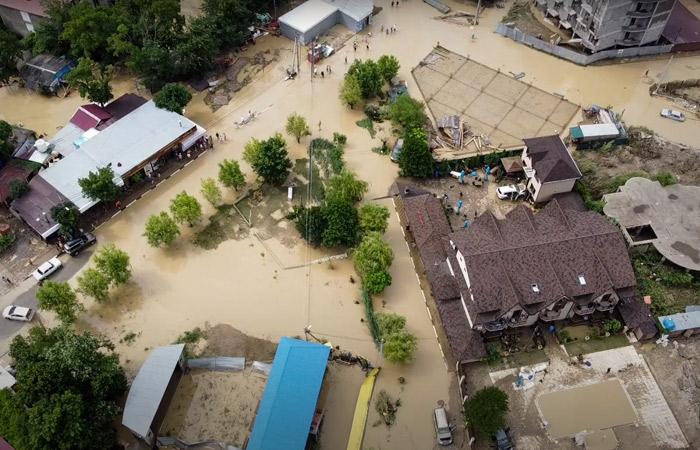 Число погибших в результате паводка на Кубани выросло до 4 человек
