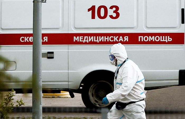 В РФ за сутки выявлено 23,9 тыс. новых случаев COVID-19