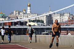 Аномальная жара до 35 градусов вернется в Москву