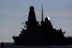 Великобритания намерена удвоить число зенитных ракет на своих эсминцах