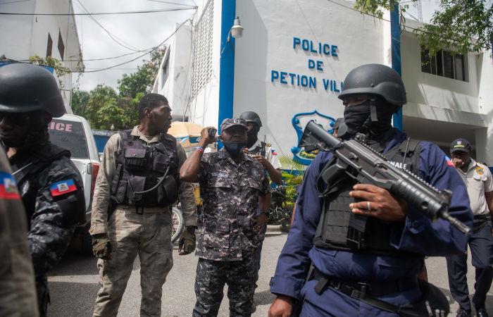 Среди задержанных по делу об убийстве президента Гаити есть граждане США
