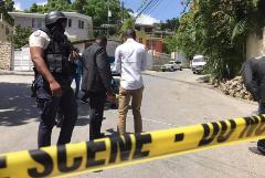 Министр связи Гаити сообщил о задержании предполагаемых убийц Моиза