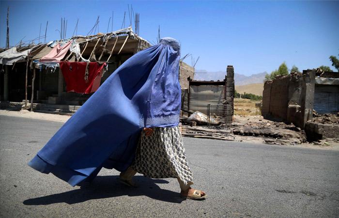 """""""Талибан"""" заявил о своем контроле над 85% территории Афганистана"""