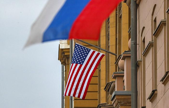 Штат посольства США в Москве урежут на 90% относительно 2016 года