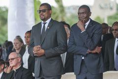 Сенат Гаити провозгласил временным президентом страны своего спикера
