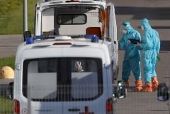В России смертность от COVID за сутки достигла максимальных 752 случаев