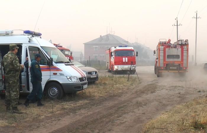 Погибший найден в зоне пожаров в Челябинской области