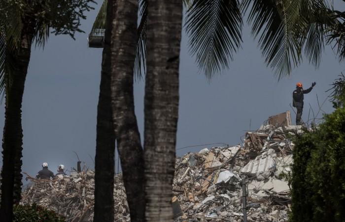 Число жертв обрушения дома в Сёрфсайде достигло 86