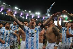 Аргентина победила Бразилию и выиграла Кубок Америки по футболу