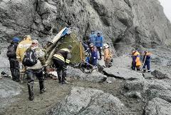 На Камчатке продолжились поиски обломков разбившегося самолета Ан-26