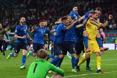 Сборная Италии стала двукратным чемпионом Европы по футболу