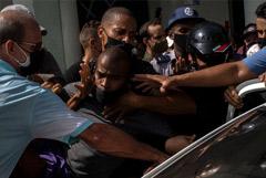 Власти Кубы подтвердили данные о первой жертве столкновений