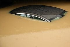 В Европе из-за ливней начался мощный паводок