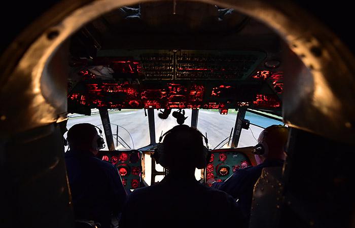 На борту пропавшего под Томском Ан-28 находятся 17 человек