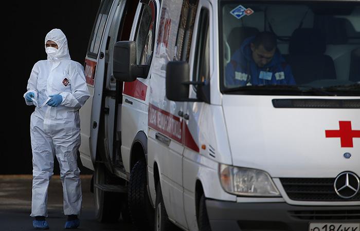 В России установлен очередной антирекорд по числу умерших от COVID