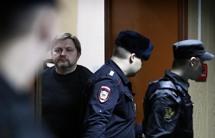 Никите Белых предъявили обвинение по делу о превышении полномочий