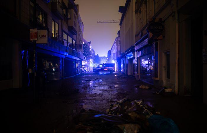 Более 1 тыс. человек пропали без вести после наводнения в Германии