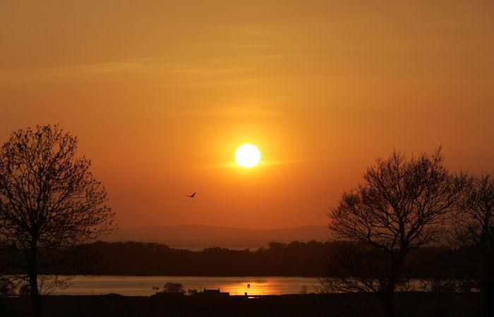 В Северной Ирландии зафиксирован температурный рекорд