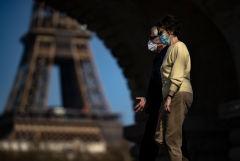 Во Франции началась четвертая волна пандемии COVID-19