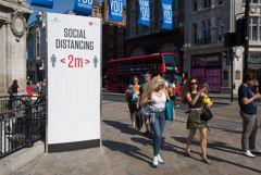 В Англии с 19 июля отменены почти все антиковидные ограничения