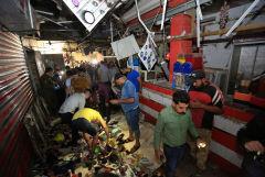 Теракт в Багдаде унес жизни 30 человек