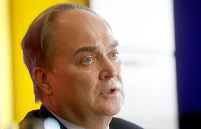 """Антонов назвал """"нечестной конкуренцией"""" политику США по """"Северному потоку 2"""""""