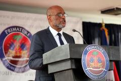 В Гаити утвердили новое правительство во главе с Ариэлем Анри