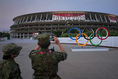 Режиссер церемонии открытия ОИ в Токио уволен накануне мероприятия
