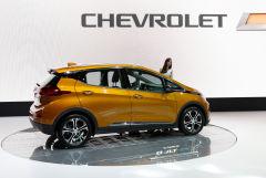 GM второй раз отзывает электромобили Chevrolet Bolt из-за угрозы возгорания