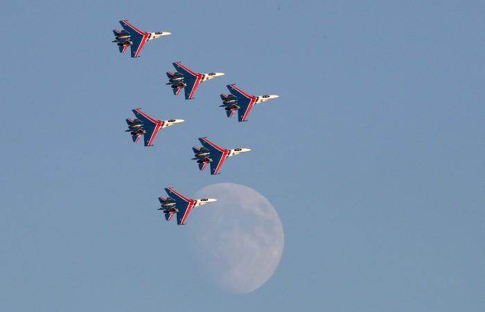 Следующий авиасалон МАКС состоится в июле-августе 2023 года