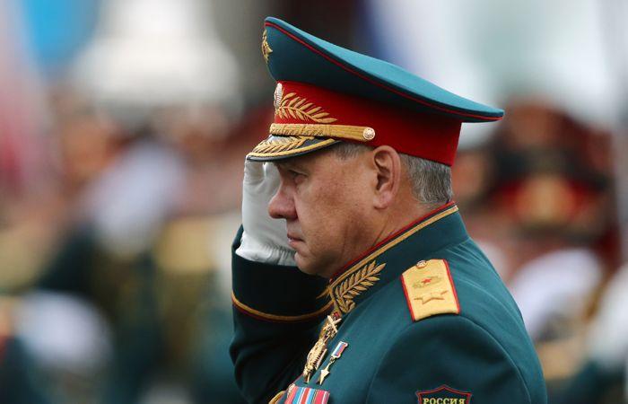 Шойгу поздравил военнослужащих и ветеранов с Днем ВМФ