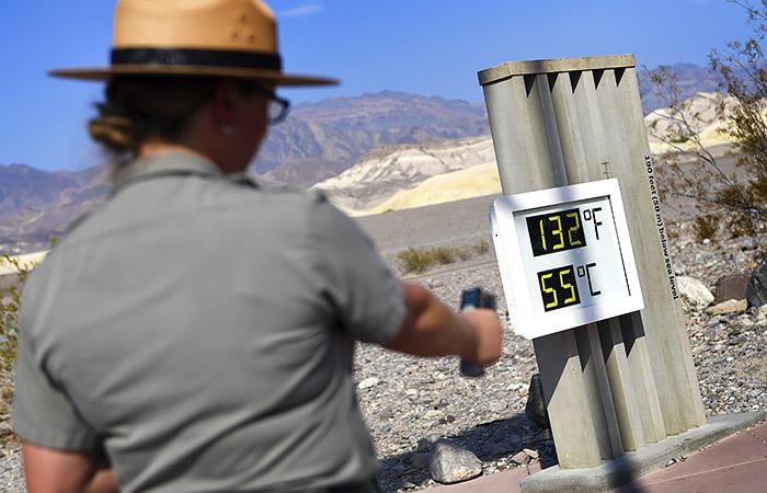 Мир в ближайшие десятилетия столкнется с новыми рекордами жаркой погоды
