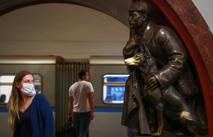 Суточный COVID-прирост в Москве стал минимальным с июня