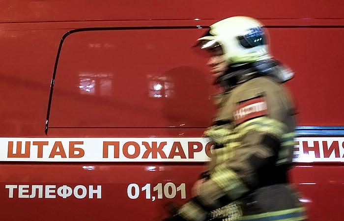 """Газопровод """"Уренгой - Центр-2"""" загорелся в Пермском крае"""